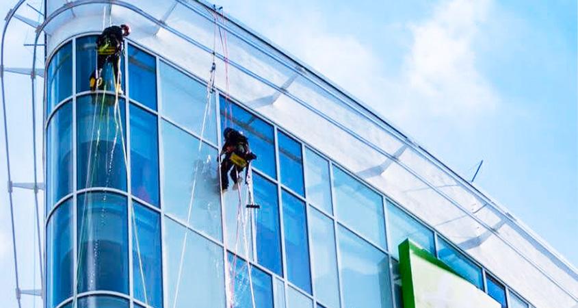 Alster Nord Gebäudedienstleistung GmbH - Fassadenreinigungsservice